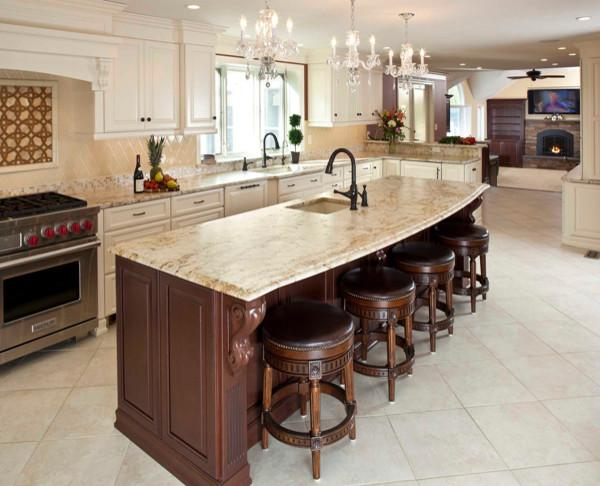 Captivating Kitchen Couture U2013 Semi Custom Cabinetry For Keeping Your Kitchen Chic